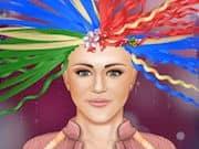 Juego Hannah Montana en La Peluqueria de Famosos