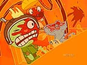 Animacion Happy Tree Friends Happy Trails to You Part 2
