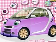 Juego Hello Kitty Car