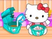 Juego Hello Kitty Macarron