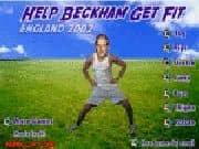Juego Help Beckham get fit