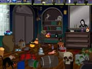 Juego Hidden Objects Halloween