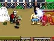 Juego Hobo vs Zombies