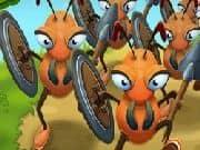 Juego Hormigas Guerreras
