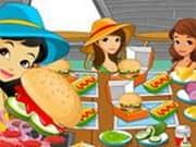 Juego Hot Burger Hot