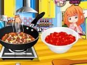 Juego Hot Spaghetti Sauce
