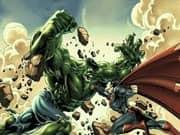 Juego Hulk Defensa de Vengadores