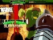 Juego Hulk Planeta de Gladiadores