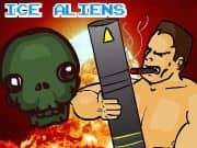 Juego Ice Aliens