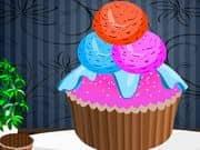 Juego Ice Cream Sundae Cupcake