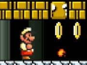 Juego Infinite Mario Bros Flash