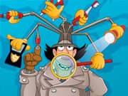 Juego Inspector Truquini Gadget al Dentista