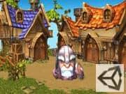 Juego Invacion de Monstruos en la Villa 3D