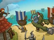 Juego Invacion de los Vikingos