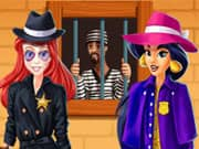 Juego Jasmine and Ariel Detectives
