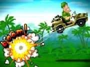 Juego Jeep en la Jungla