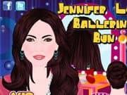 Juego Jennifer Lopez Ballerina Bun