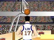 Juego Jeremy Lin Shoot Out