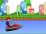 Juego Jetski Mario