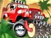 Juego Jungle War Driving