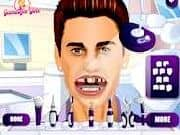 Juego Justin Bieber Dentista