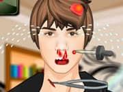 Juego Justin Bieber Doctor