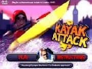 Juego Kayak Attack