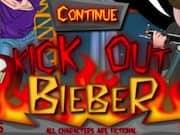 Juego Kick Out Bieber