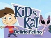 Juego Kid vs Kat Delirio Felino