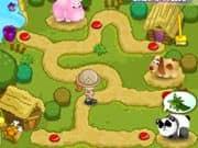 Juego Kids Zoo Panda