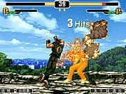 Juego King of Fighters Muerte Subita