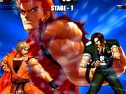 Juego King of Fighters Wing