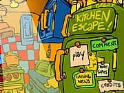 Juego Kitchen Escape