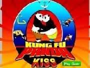 Juego Kung Fu Panda Besos