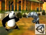 Juego Kung Fu Panda Peleas en 3D