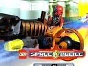 Juego LEGO Space Police