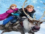 Juego La Historia de Frozen