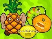 Juego La Invacion de las Frutas Mutantes