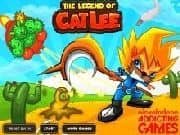 Juego La Legenda de CatLee