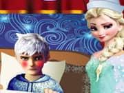 Juego La Princesa Elsa Frozen de Enfermera