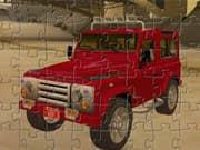 Juego Land Rover Rompecabezas