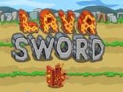 Juego Lava Sword