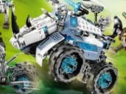 Juego Lego Chima Rogons Rock Flinger