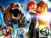 Juego Lego Parque Jurasico