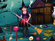 Juego Limpieza para la Celebracion de Halloween