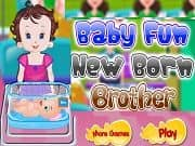 Juego Lisi New Born Brother