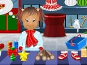 Juego Little Daisy Christmas Eve
