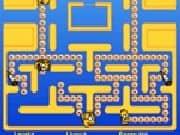 Juego Los Simpson Pac Man