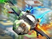 Juego Los Vengadores Lego en el Aire
