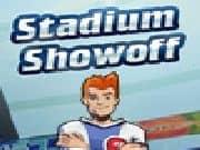 Juego Lucirse en el estadio